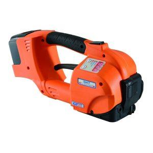 Reggiatrice a batteria GT ONE 10-16mm per reggia PET e PP con Batteria & Caricatore