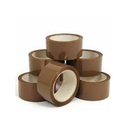 Nastro adesivo marrone conveniente a basso costo 48mm/66mm