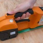 Reggiatrice a batteria GT ONE 10-16mm per reggia PET e PP con Batteria & Caricatore 4