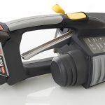 Messersi MB620 Reggiatrice a Batteria Manuale 12-16mm Reggiatrice a Batteria reggia per reggetta PET e PP con batteria e carica 2