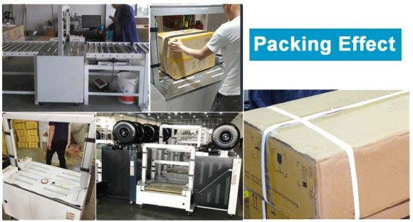 linea-imballaggio-AUTOMA-reggiatrice-automatica